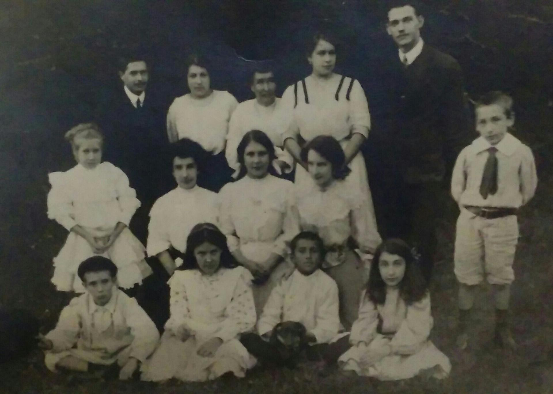 Familia de Zirión