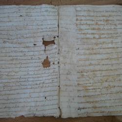 Investigaciones en el Archivo General de Centro América